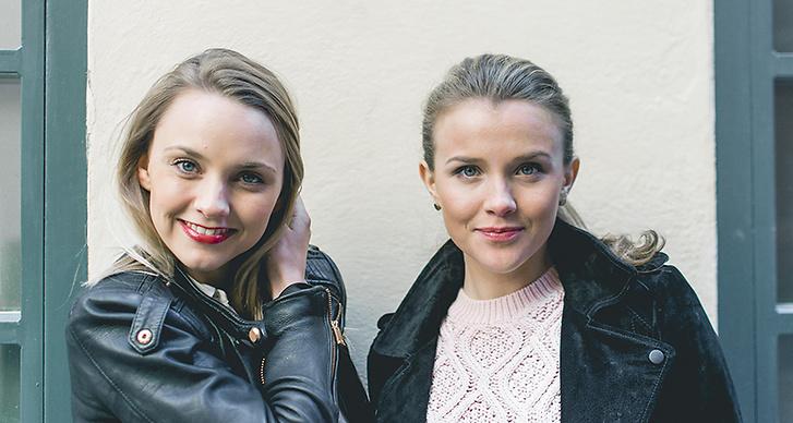 Jenny Dahlgren och Molly Rustas testar vårens trendigaste läppstift.
