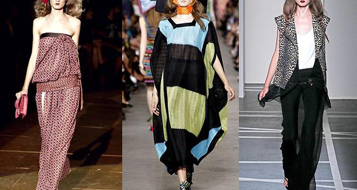 Nykomlingen i kreationer av Marc Jacobs, Missoni och Givenchy.