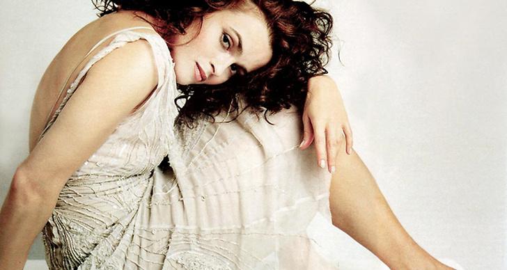 Skådespelerskan Helena Bonham Carter frontar Marc Jabos höstkampanj.