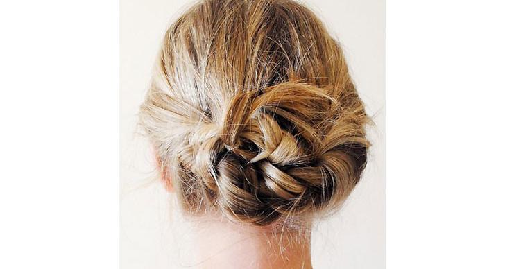 5. Uppsättningar: Det går att fixa med kort hår! Det som krävs är bra mängder av spännen och hårspray.