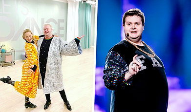 Lets Dance, Melodifestivalen