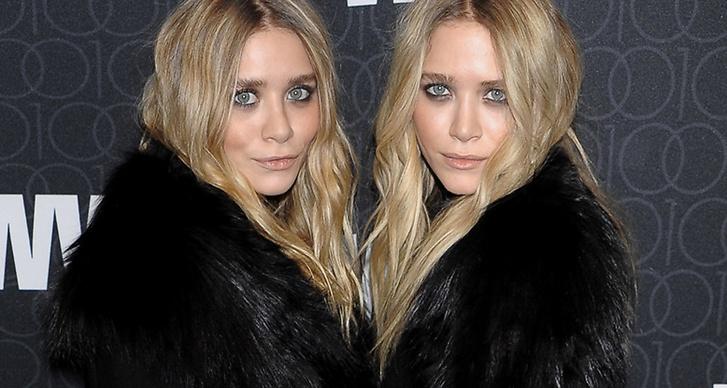 Systrarna Olsen.