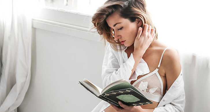 Läs den där boken du aldrig hinner med annars.