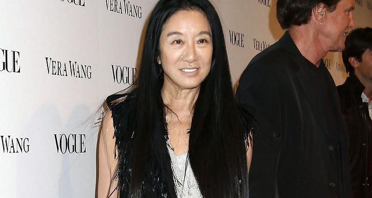 Vera Wang, designer och väninna till...