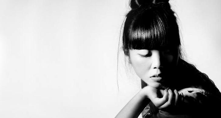 Susanna Lau plåtad av Nick Knight.