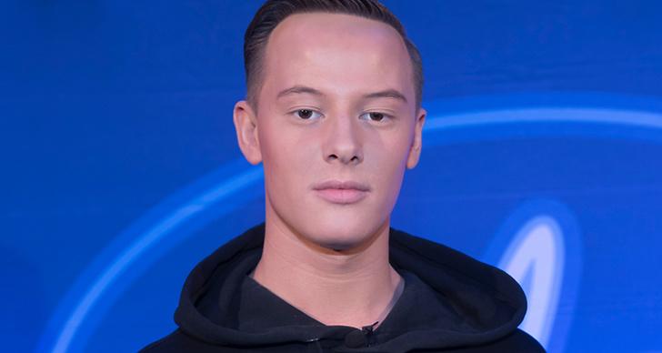 Sebastian Walldén Idol 2018