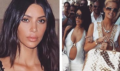 Kim Kardashian, Keeping up with the Kardashians