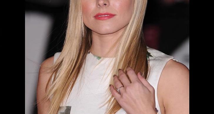Kristen Bell...