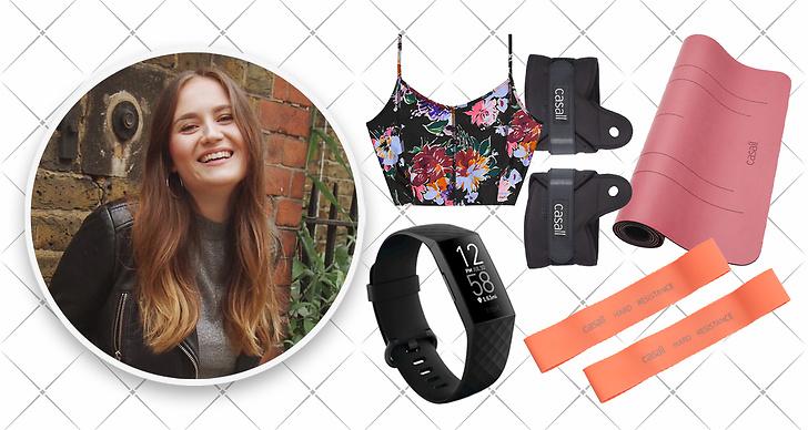 Shoppingredaktören Ebba ger dig veckans bästa tips på temat träning!
