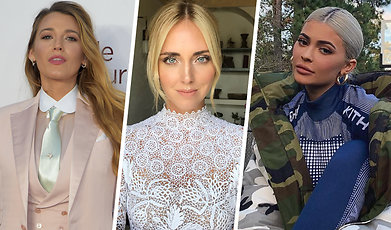 Kylie Jenner, Kim Kardashian, Meghan Markle